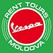 Vespa Rent Chișinău, Închiriere scutere, Vespa Club Moldova, Scooter în chirie.